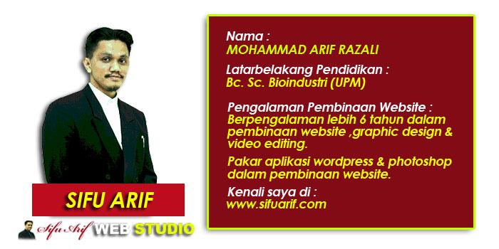 sifu-arif