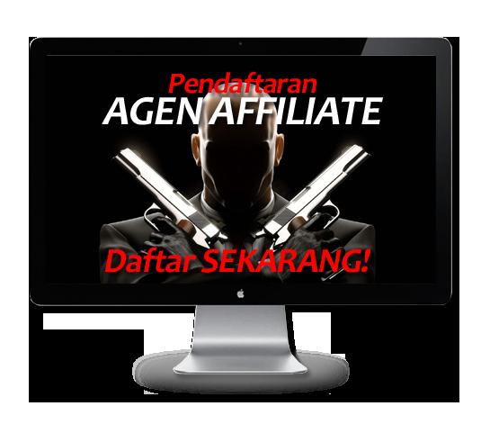 Pendaftaran Agen Affiliate dibuka!